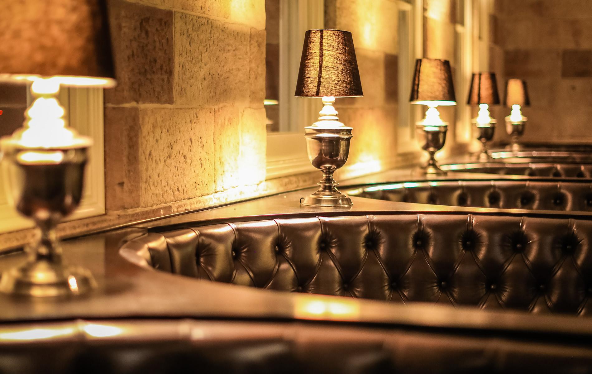 Cocktails at Greenwood Hotel