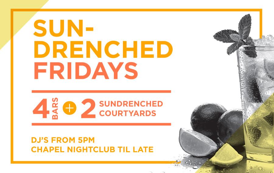 Sundrenched Fridays