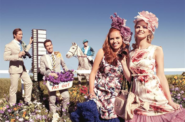 Greenwood Hotel Melbourne Cup Lawn Party