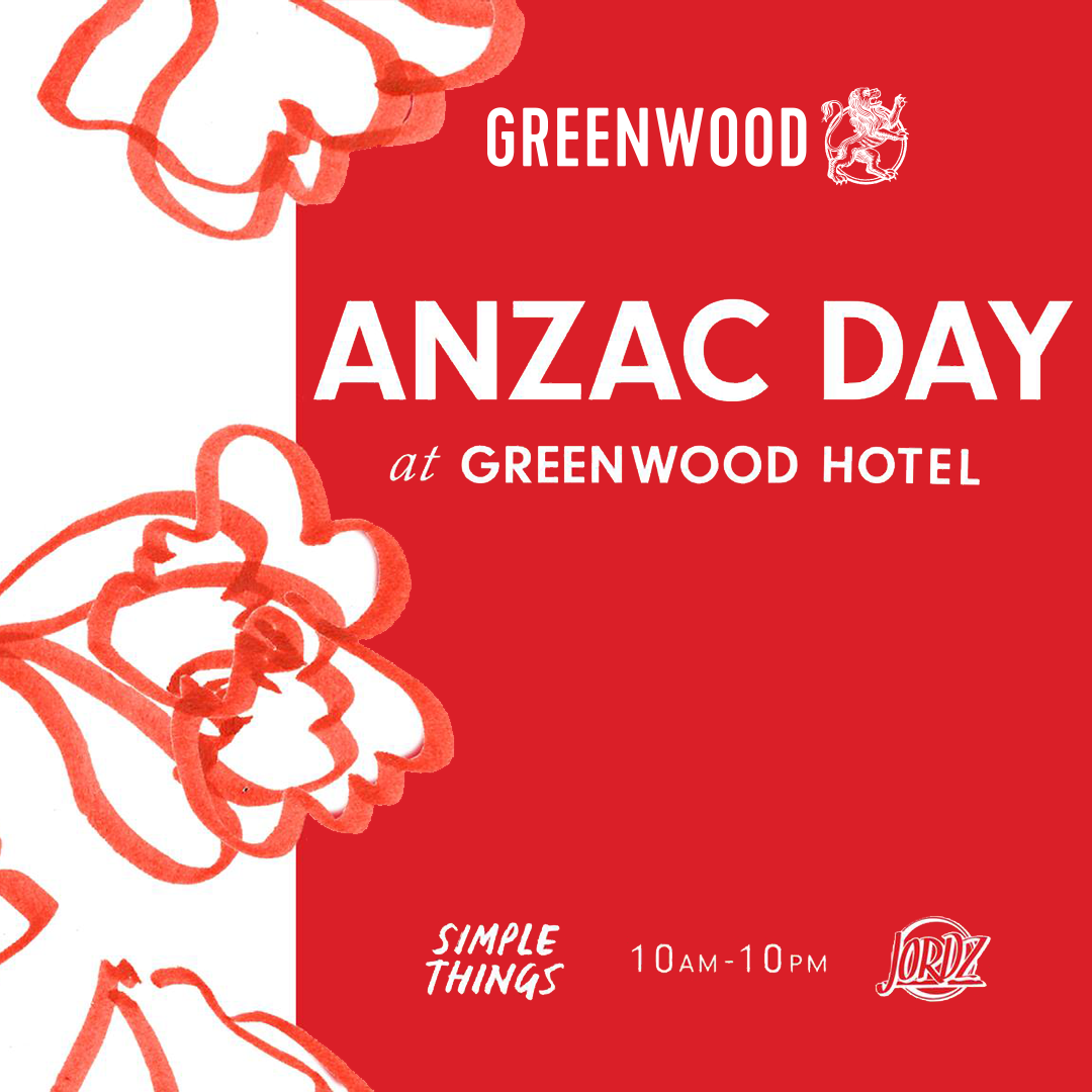 ANZAC Day at the Greenwood